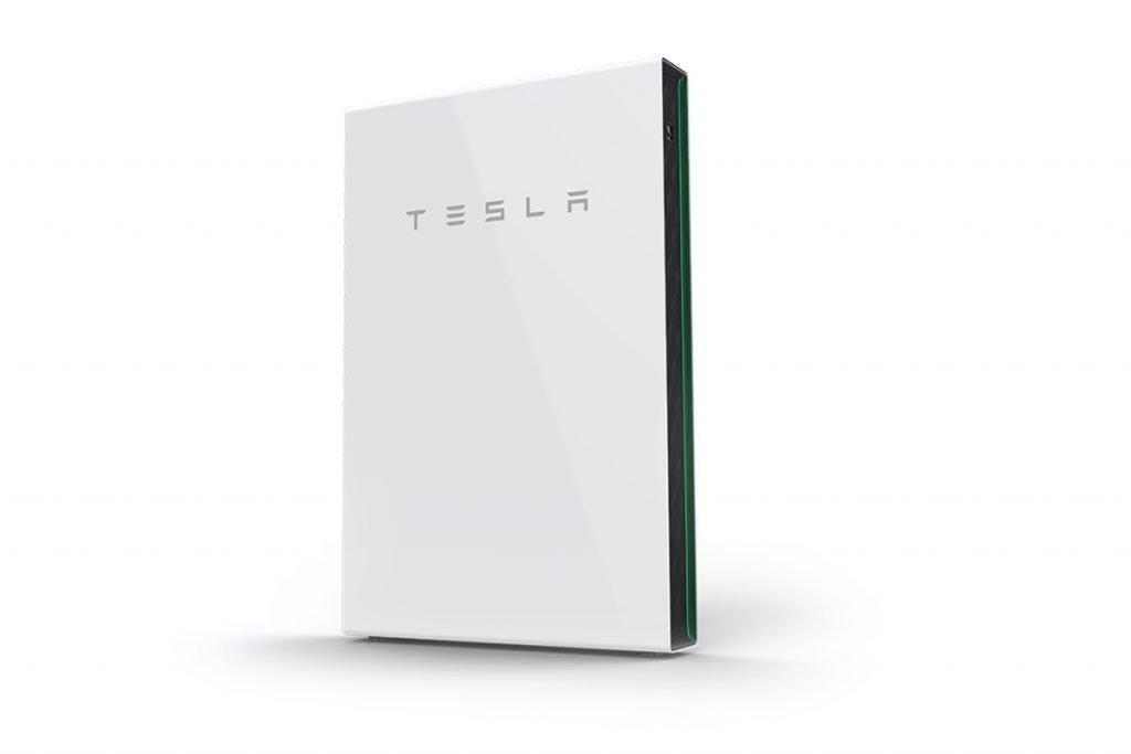 Tesla Battery Solar Energy